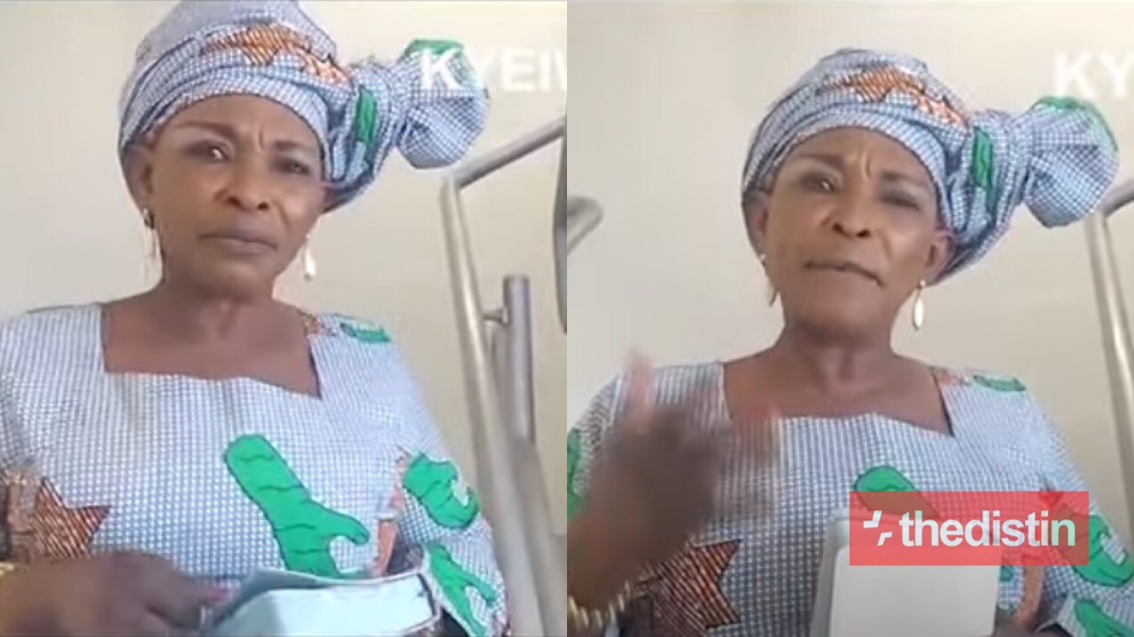Joyce Dzidzor Mensahs husband dies