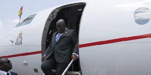 Akufo-Addo blows over GH¢2.8 million on 'needless thirst for luxury' - Ablakwa