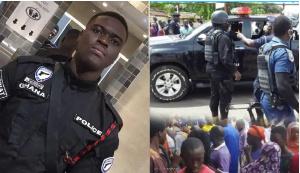 WATCH VIDEO Bullion Van killing: My instincts to get 'Akpeteshie' GH¢1 saved me - Eyewitness