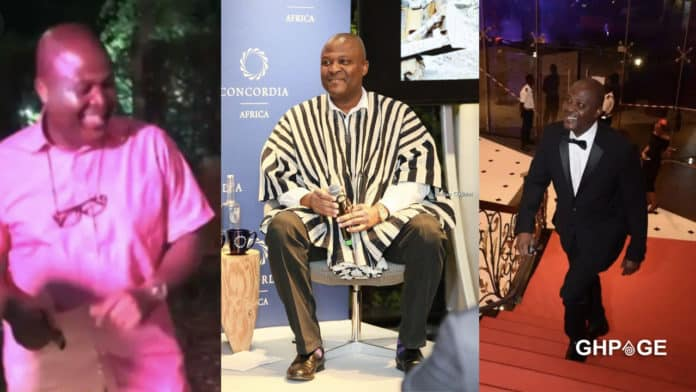 Watch Video: I started with just 1 motorbike – Ibrahim Mahama