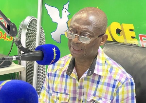 WATCH VIDEO : 'Shameless' Kweku Baako has lied to Ghanaians for over 40 years — A Plus